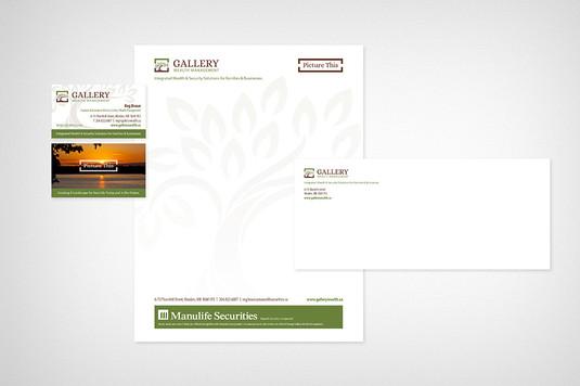 Gallery Stationery