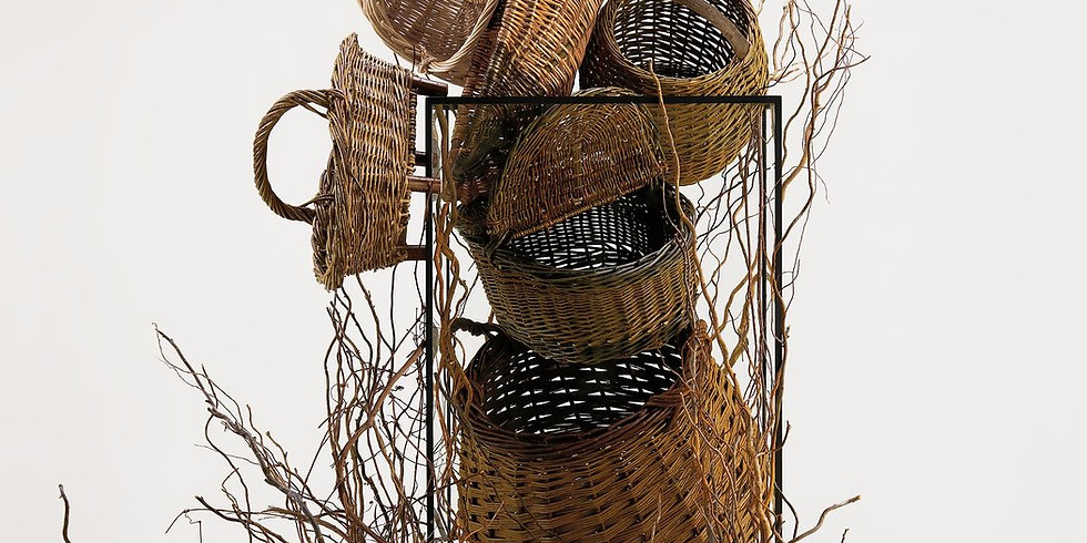 SOLD OUT! Pine Needle Baskets
