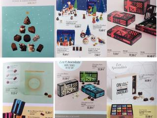 VENTE DE CHOCOLATS Régalez-vous de délicieux chocolats de Noël tout en faisant une bonne action pour