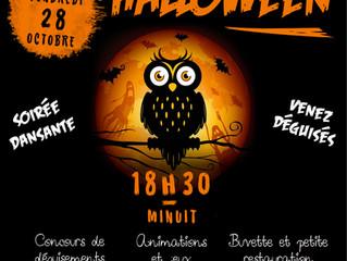 Tout savoir sur notre Halloween Family Party - 28 Octobre
