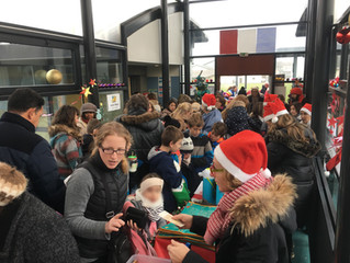 Noël 2016 aux Grands Chênes