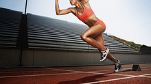 Running style, posture and alignment