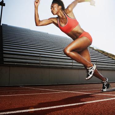 速く走るためには。