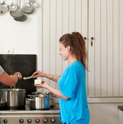 Das Schlösschen Haus des Lebens Kochen