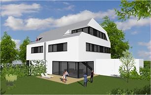 AP Immobilien white line Villa Designer-