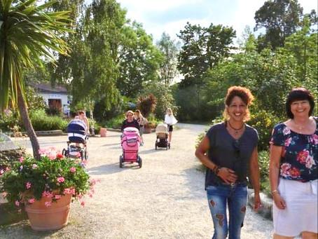 Ferienfreizeit Schlösschen in Bad Steben vom 24. bis 31. August 2019