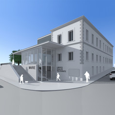 MAIRIE EXTENSION
