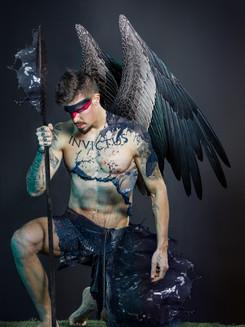 L'ange guerrier