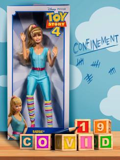 Barbie Confinée