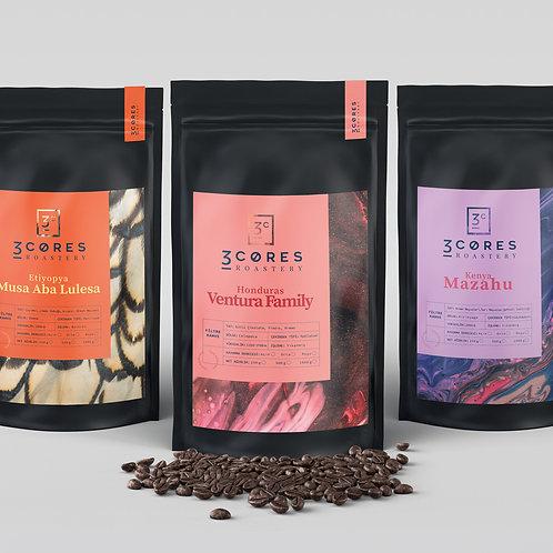 Chocolate Sweets Kahve Deneme Seti