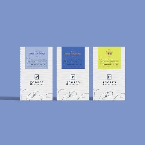 Tanışma Seti | 150 g 3'lü Paket