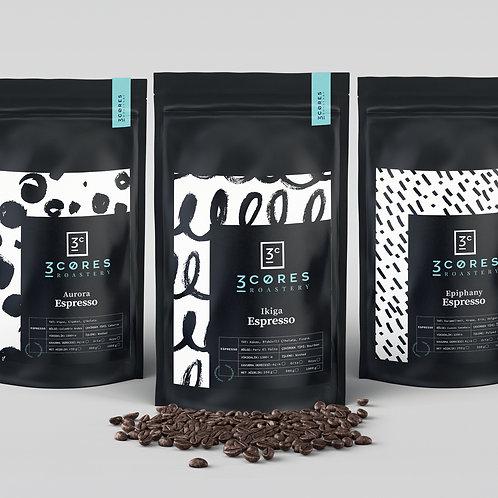 Espresso Deneme Seti