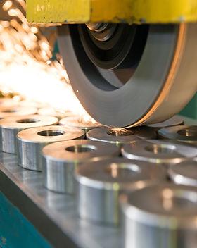 metalworking industry_ finishing metal w