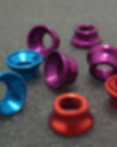CNC Turning machine parts,Anodize Alumin