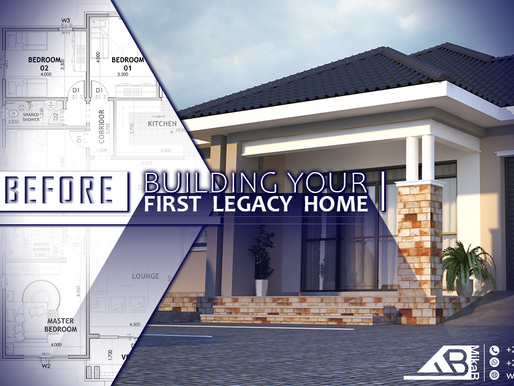 Tips for Building Your First Legacy Home.