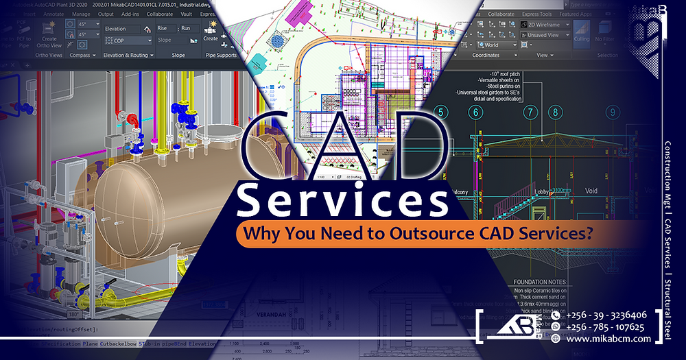 CAD Services, Structural steel detailing services, Mechanical drafting services, Rebar detailing services, MEP drafting services, HVAC drafting services, CAD conversion services, Architectural CAD Drafting Services, Construction documentation services, Land survey & Landscape drafting services