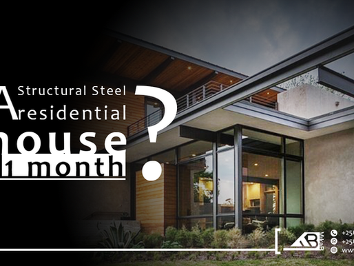 Do you want a cost-effective residential house constructed in less than 1 month?