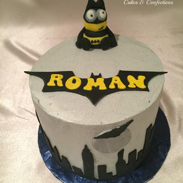 Baby Batman Minion