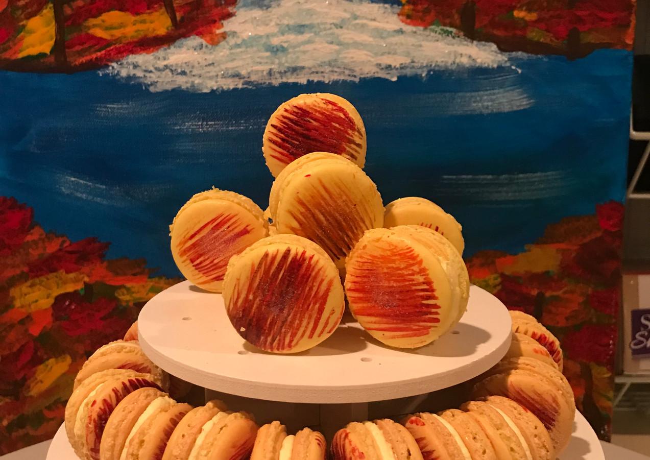 Autumn Inspired Macarons