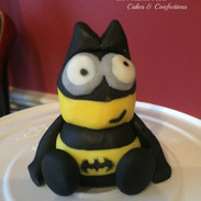 Batman Minion Baby
