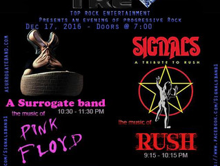 Pink Floyd tribute - live in Long Beach