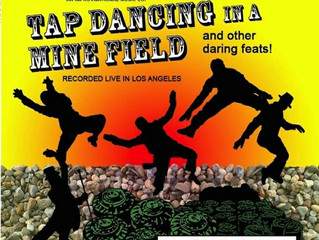 "Aural Innovations reviews ""Tap Dancing In A Mine Field"" by Bag:Theory"