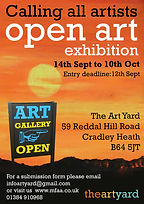 Open Exhibition