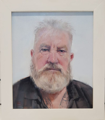 Presidents Trophy Winner 2019 - Birmingham Art Circle