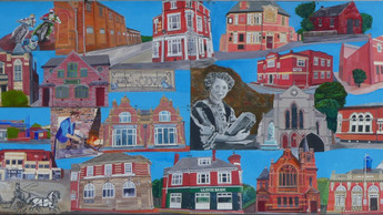 Heritage Mural Unveiled