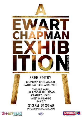 A Ewart Chapman art exhibition