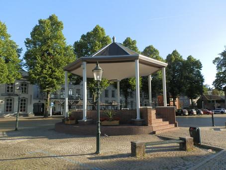 De markt in Sint-Oedenrode krijgt een nieuwe inrichting