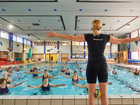 Digitale bijeenkomst over nieuwe zwembaden