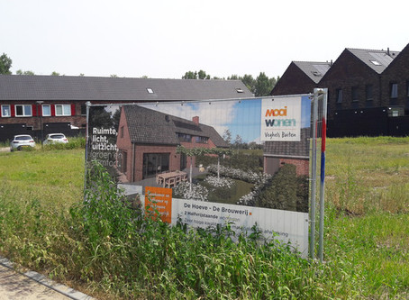 Woningbouw Meierijstad: Niet overal wordt voldoende gebouwd