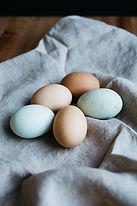 Barevné vejce