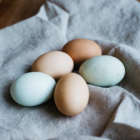 The BEST No Boil Hard Boiled Farm-Fresh Eggs