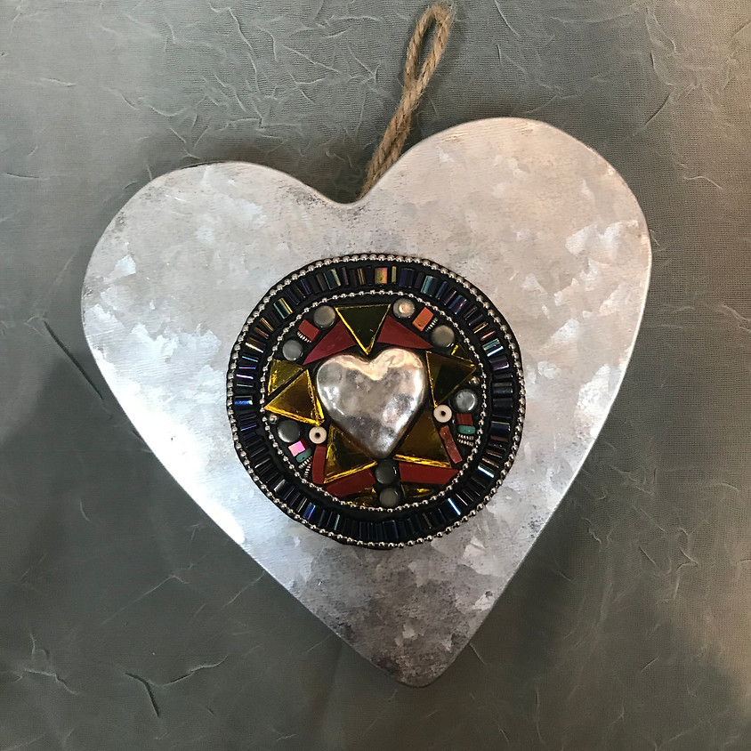 Mosaic Valentine Class $95.00