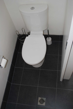 Superstiling Toilet