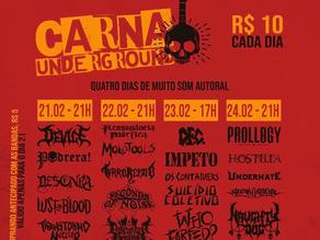 Carna Underground