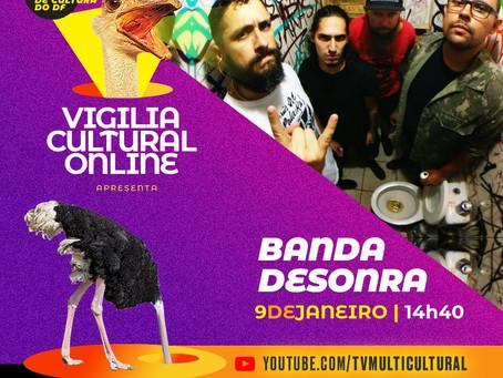 Vigília Cultural Online 2021
