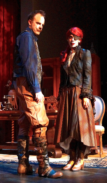 Ruffing & Marcy, Act II