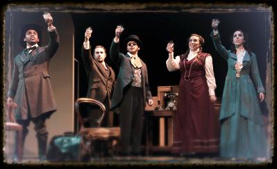 Dracula: Act II scene 3