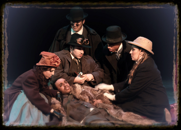 Dracula: Act II scen 12