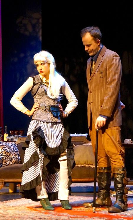 Gillian & Ruffing, Act I