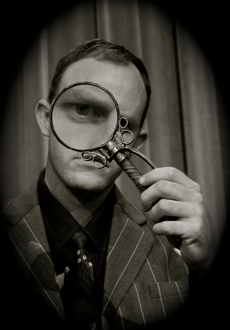 Inspector John Ruffing