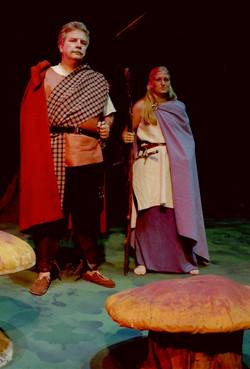 Aegeus & Philostrate