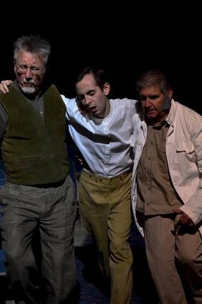 Van Helsing, Renfield & Dr Hennessy
