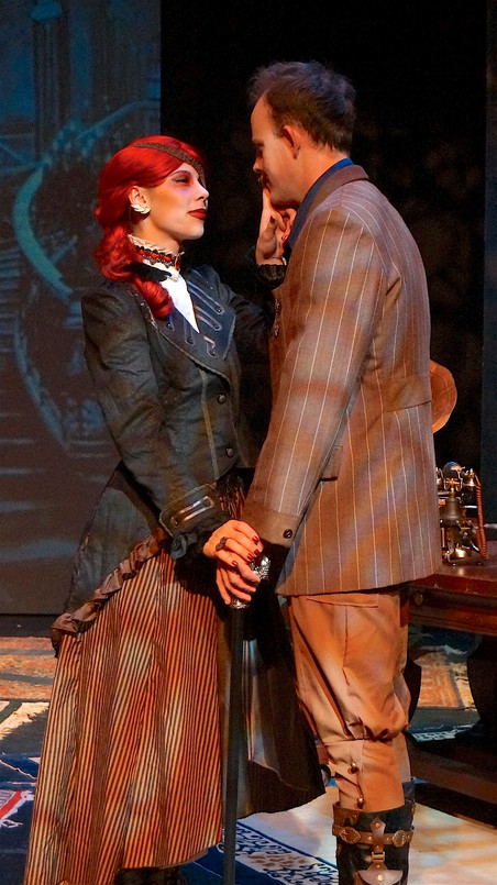 Marcy & Ruffing, Act II