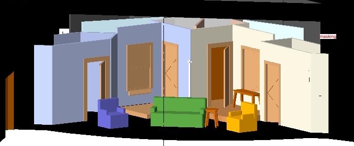 Vectorworks digital rendering