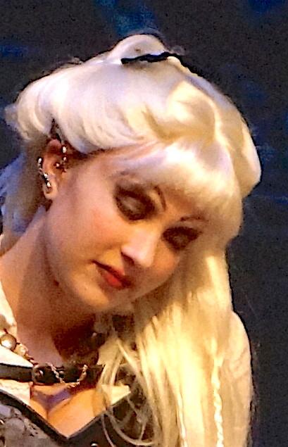 Gillian, Fairy Ear Jewelry