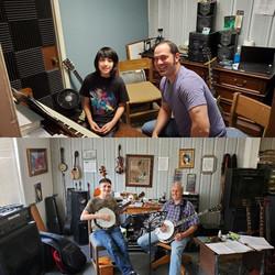 Students Evan & Carter Mc Leroy at Music